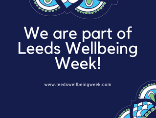 What is Leeds Wellbeing Week?