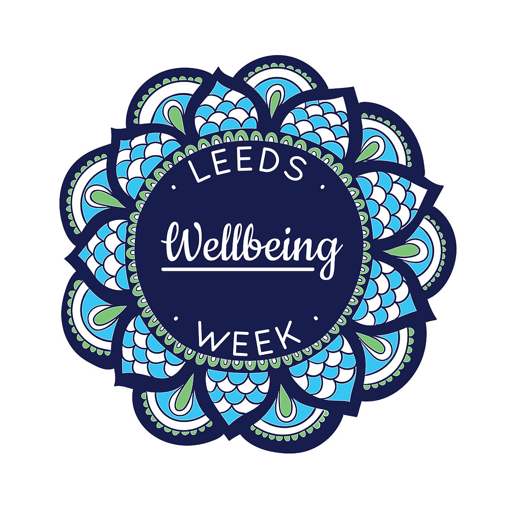 Leeds Wellbeing Week logo, Mind It Ltd, Wellbeing workshops, wellbeing webinars, wellbeing training, wellbeing consultancy, Leeds, England