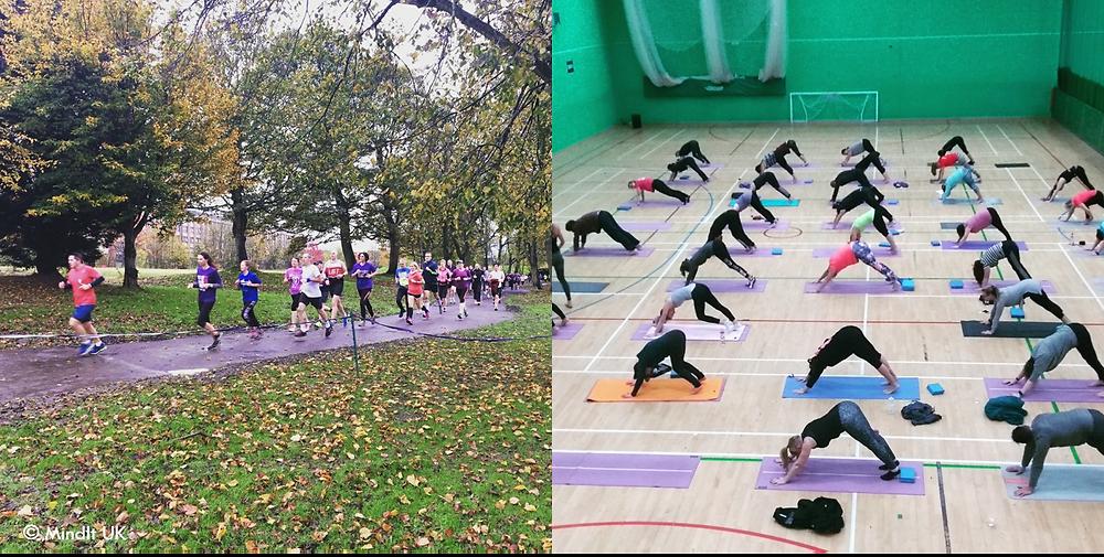 Leeds Mindathlon November 2017 - Mind It Ltd, Wellbeing workshops, wellbeing webinars, wellbeing training, wellbeing consultancy, Leeds, England