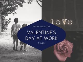 Valentine's Day at Work
