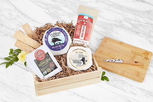 The Cowgirl Creamery Cheese Set