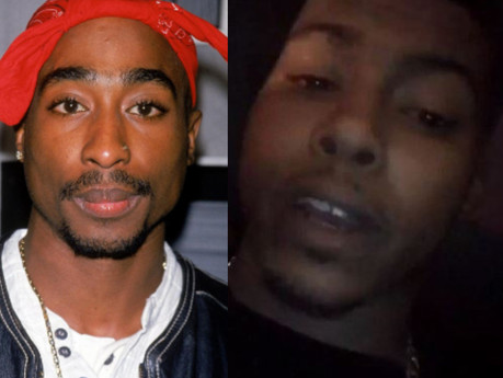 WONDERING IF 2PAC IS ALIVE ISN'T REALLY NEW BUT SUGE KNIGHTS SON SAYING HES ALIVE IS!