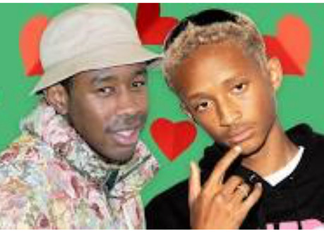 JADEN SMITH FOR A 3RD TIME SAYS TYLER THE CREATOR IS HIS BOYFRIEND!