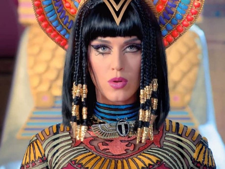 "KATY PERRY'S 2013 HIT ""DARK HORSE""BLATANTLY COPIED A 2009 CHRISTIAN RAP SONG. REALLY?"