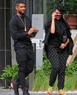 USHER FINALLY FILED FOR DIVORCE AFTER A THREE YEAR MARRIAGE TO GRACE MIGUEL!