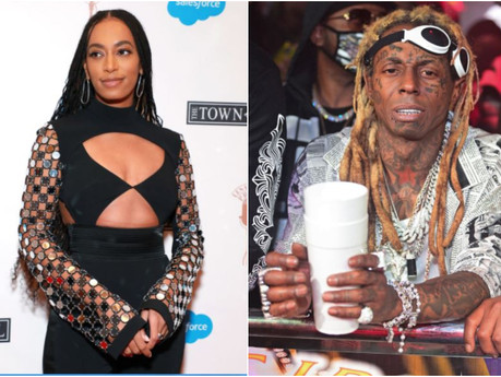 SOLANGE AND LIL WAYNE DATED?? ACCORDING TO BOW WOW THEY DID.