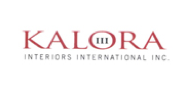 Kalora Interiors International Inc. Logo