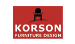 Korson Furniture Design Logo