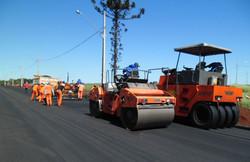 capa asfaltica CBUQ
