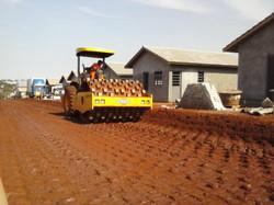Compactação do Subleito - Pavimentação