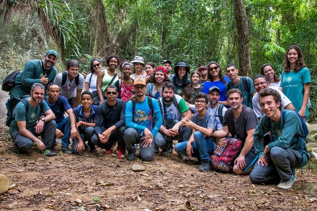 Saída do Clube de Observação da Natureza nas escolas sensibiliza alunos e pais