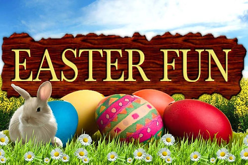 Easter Treasure Hunt/Party Pack