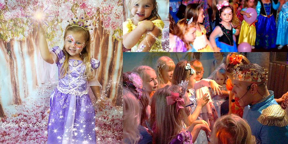 Princess pamper Party