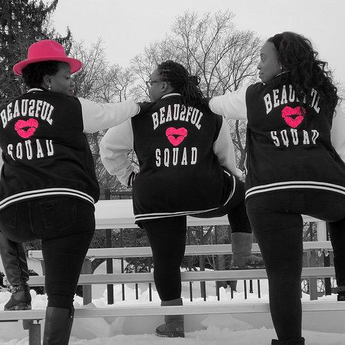 Ladies HB Varsity Jacket
