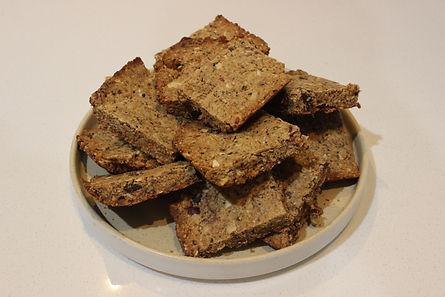Nut Butter Granola Bars