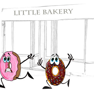 We're Donuts...Click to hear us!