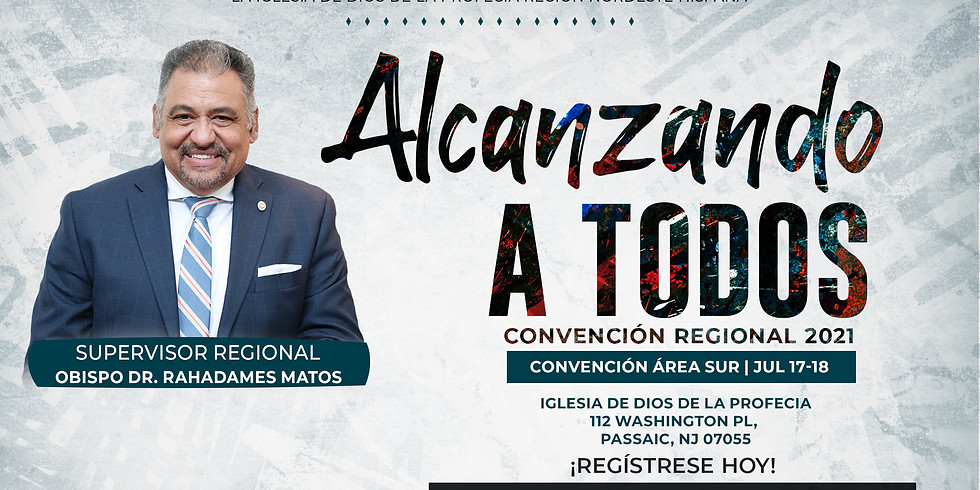 Convención Regional 2021 (Area Sur)