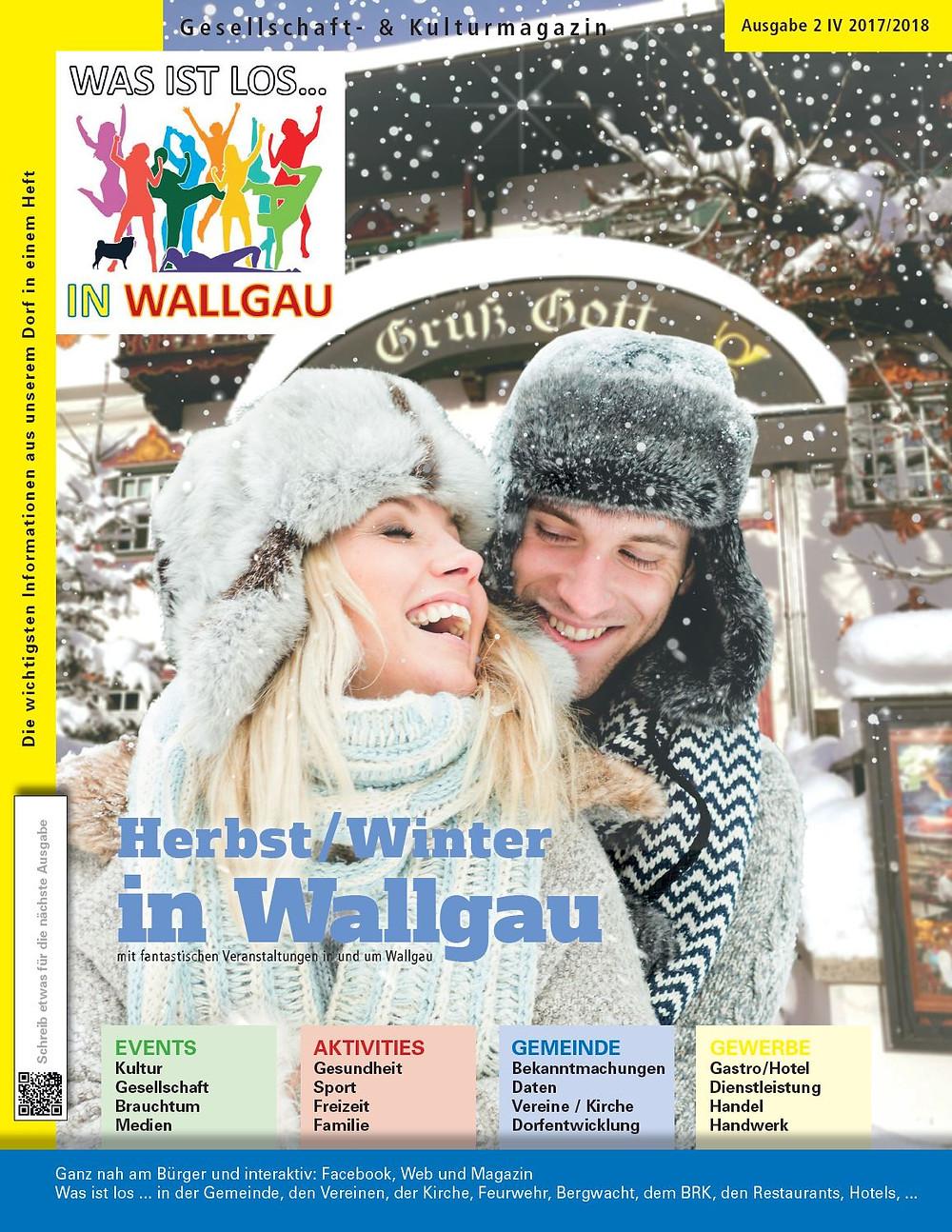 Was ist los in Wallgau - Das Magazin