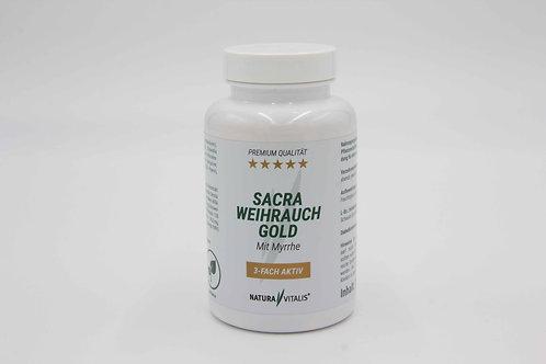 Sacra Weihrauch Gold