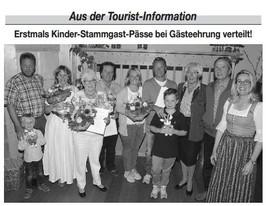 Aus der Tourist-Information