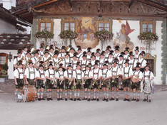 Kurkonzert - Musikkapelle Wallgau