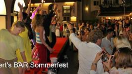 ROBERT's BAR präsentiert: Sommerfest 2016