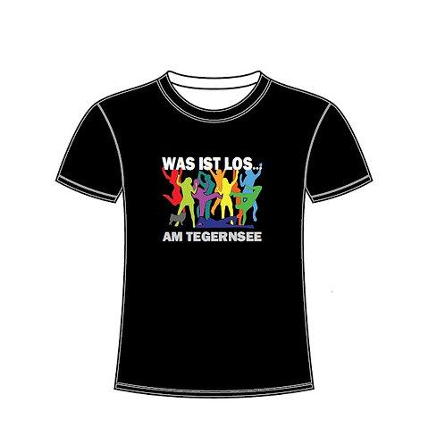Was ist los - T-Shirt