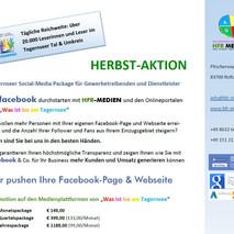 Werbepaket Bsp. Tegernsee