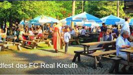 Waldfest des FC Real Kreuth