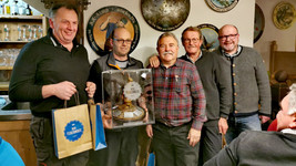 Eisstockschießen der TTT – Tegernseer Wanderpokal vergeben