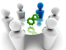 Teamarbeit und Projektsteuerung