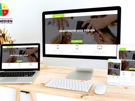 Webdesign - Marketingsupport