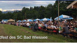 Waldfest des SC Bad Wiessee