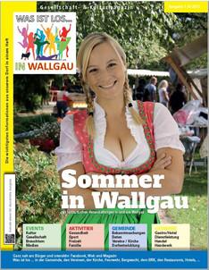 Was ist los in Wallgau MAGAZIN