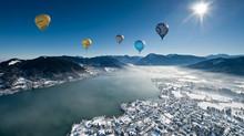 Wenn die Ballone wieder glühen