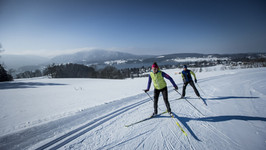 Langlaufskitests im Tegernseer Tal 2020