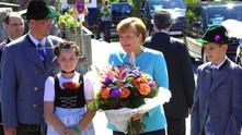 Auf den Spuren von Merkel und Obama - G7Wanderung