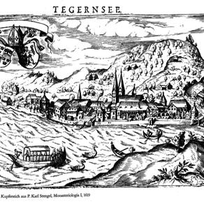 STADT TEGERNSEE - Ortsgeschichte