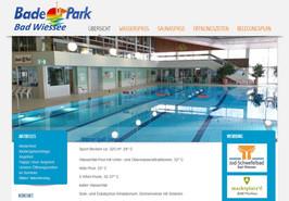 Wasser-, Dampf- und Saunaspaß im Bade Park Bad Wiessee