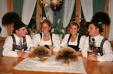 Gamsbart Olympiade - Mittenwald