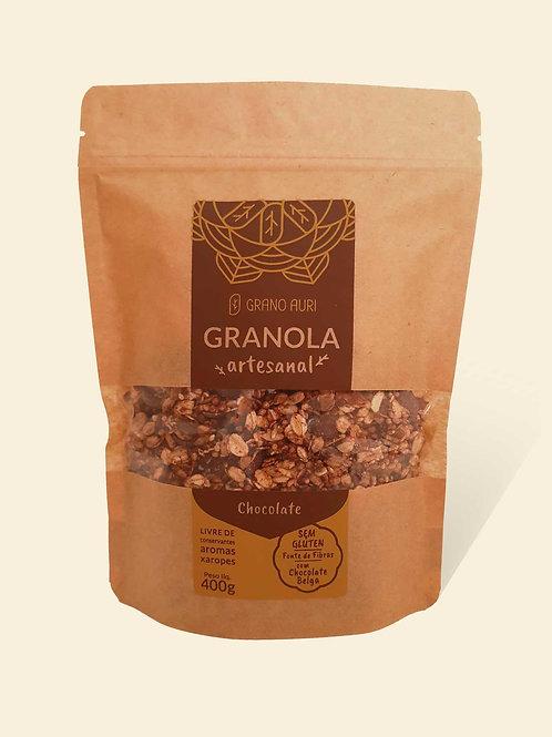 Granola Chocolate Belga sem glúten 400g