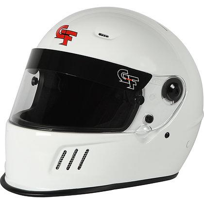 G-Force Rift Full Face Helmet Gloss White