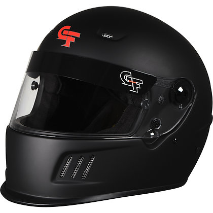 G-Force Rift Full Face Helmet Flat Black