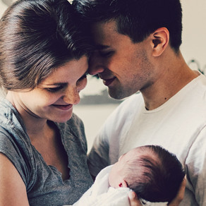 ¡Somos padres! ¿Y nuestro amor?