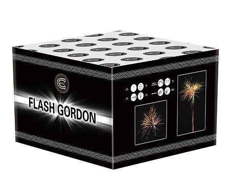 Celtic Fireworks Flash Gordon