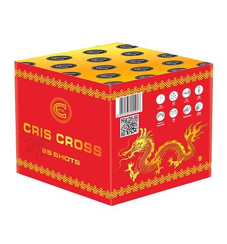 Celtic Fireworks Cris Cross