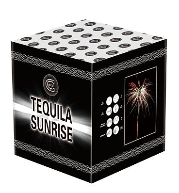 Celtic Fireworks Tequila Sunrise