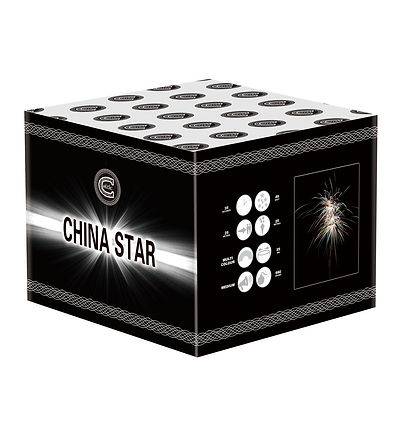 Celtic Fireworks China Star