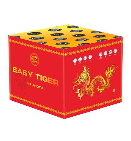 Celtic Fireworks Easy Tiger