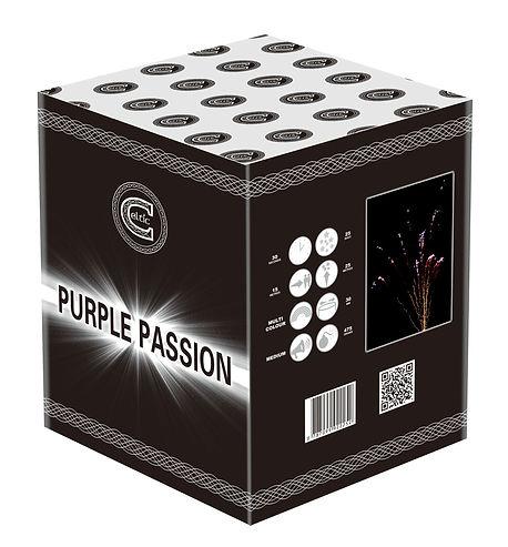 Celtic Fireworks Purple Passion